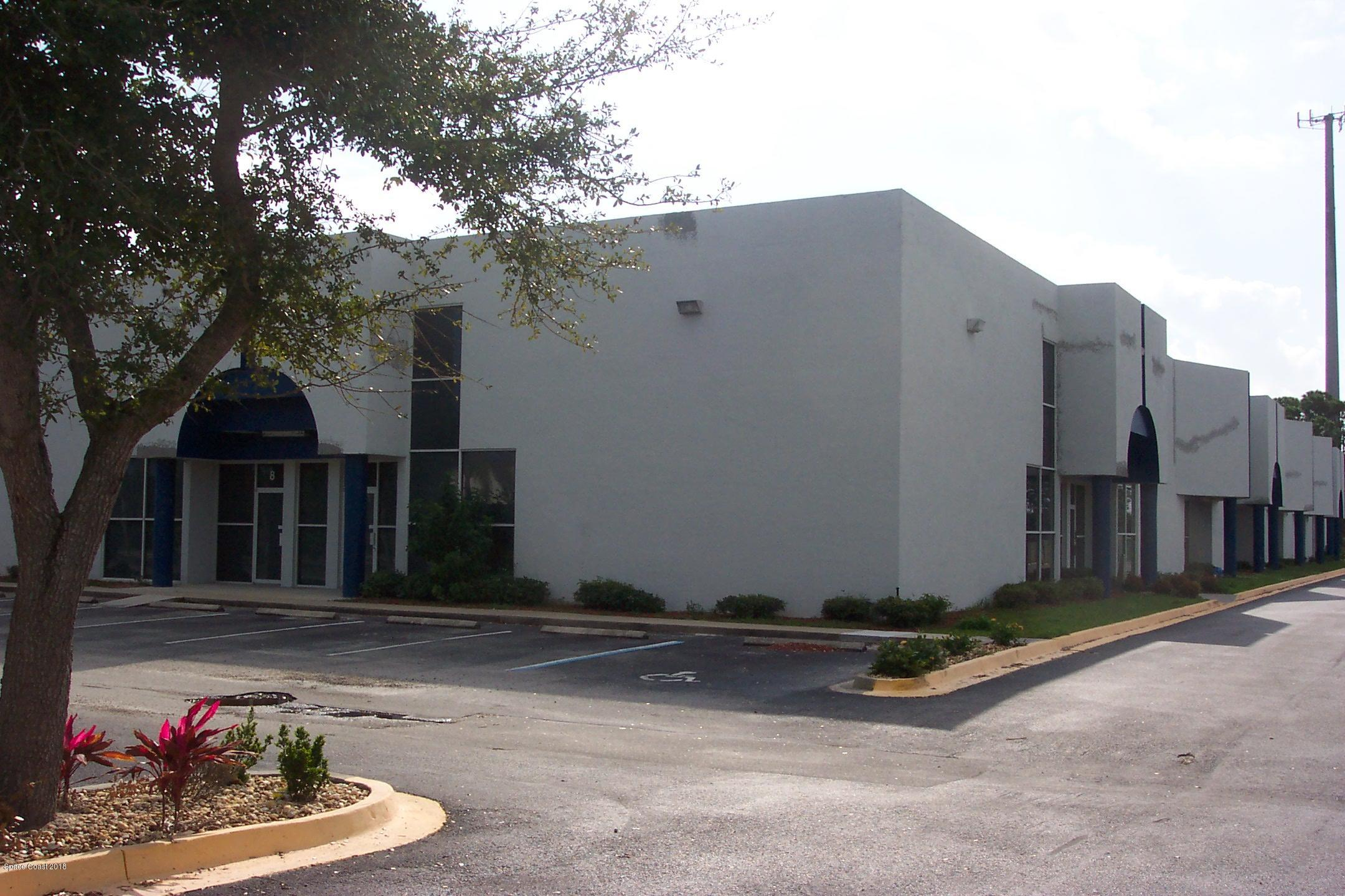 Commercial for Rent at 2300 Commerce Park 2300 Commerce Park Palm Bay, Florida 32905 United States
