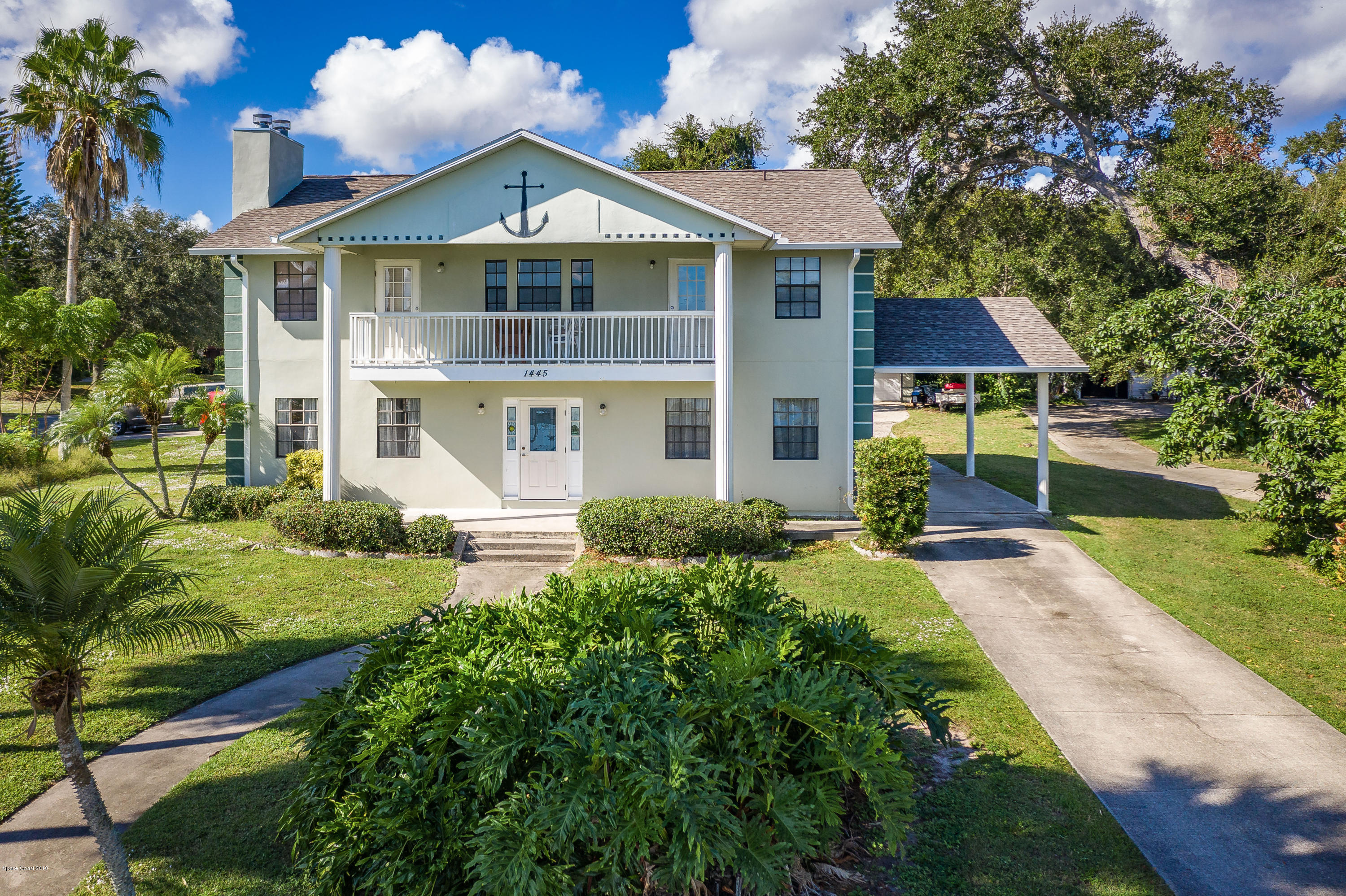 Single Family Homes for Sale at 1445 Rockledge Rockledge, Florida 32955 United States