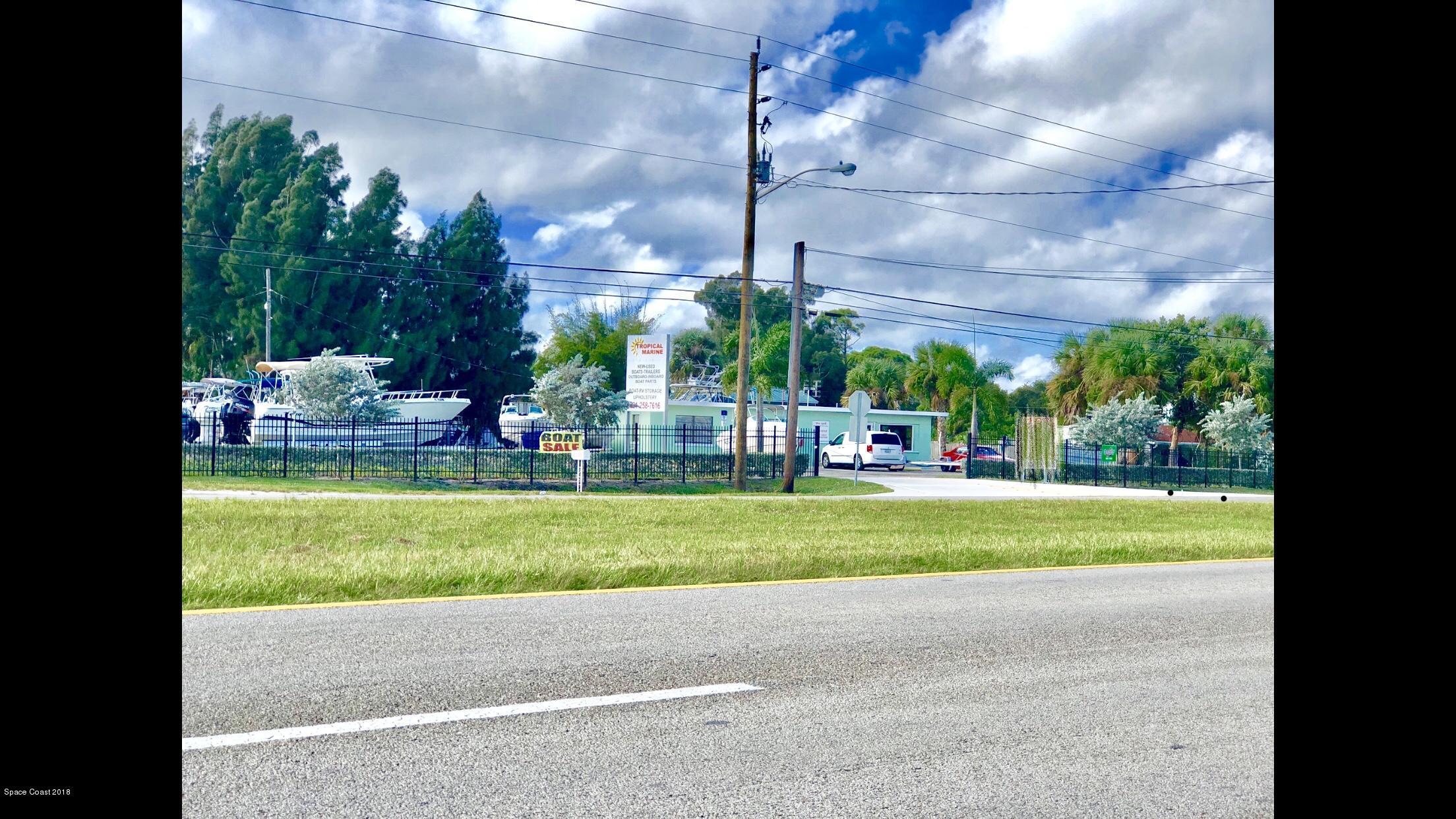 Commercial for Sale at 6240 S Highway 1 Highway 6240 S Highway 1 Highway Grant Valkaria, Florida 32949 United States