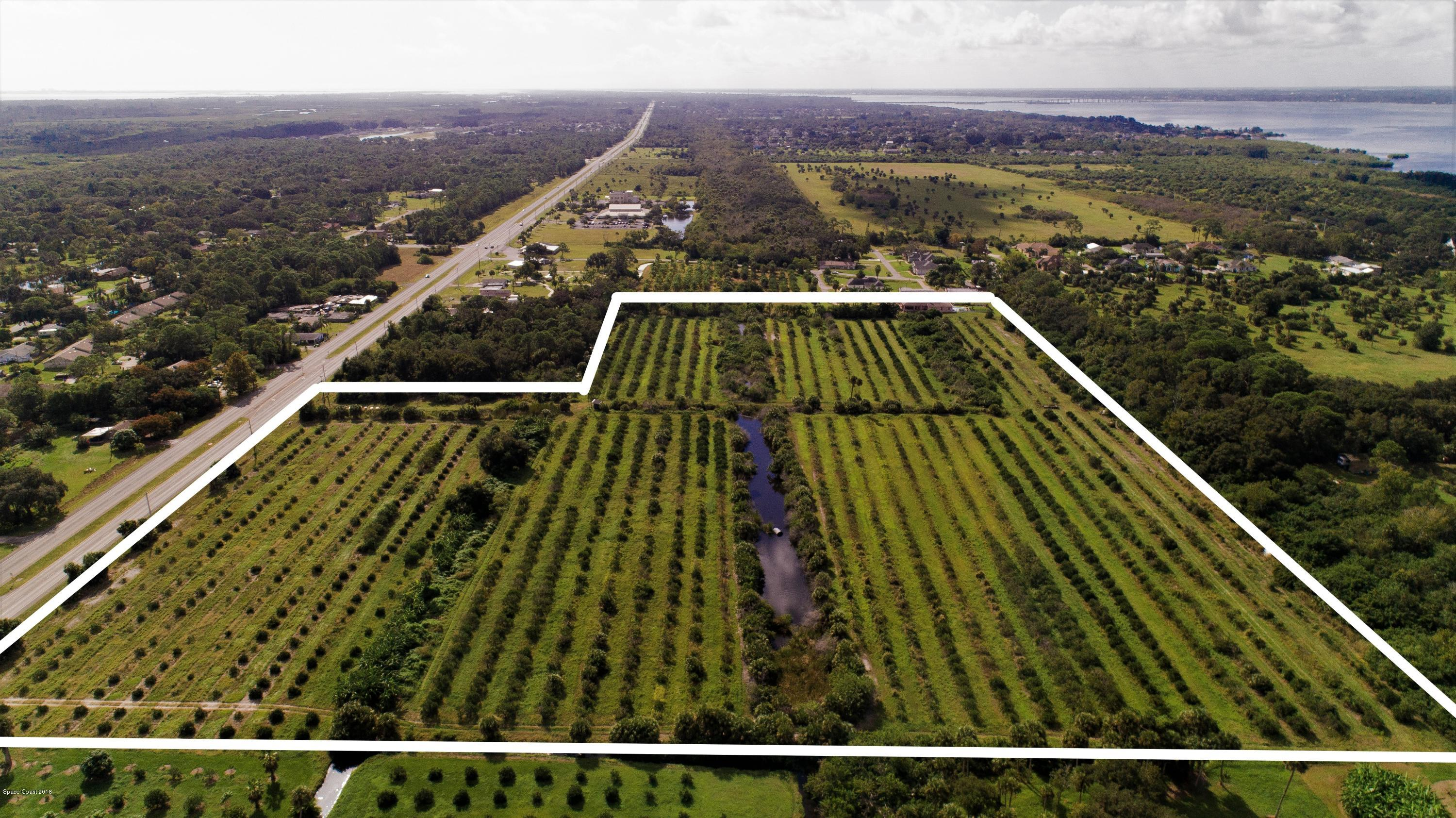 Land for Sale at 57xx N Courtenay 57xx N Courtenay Merritt Island, Florida 32953 United States