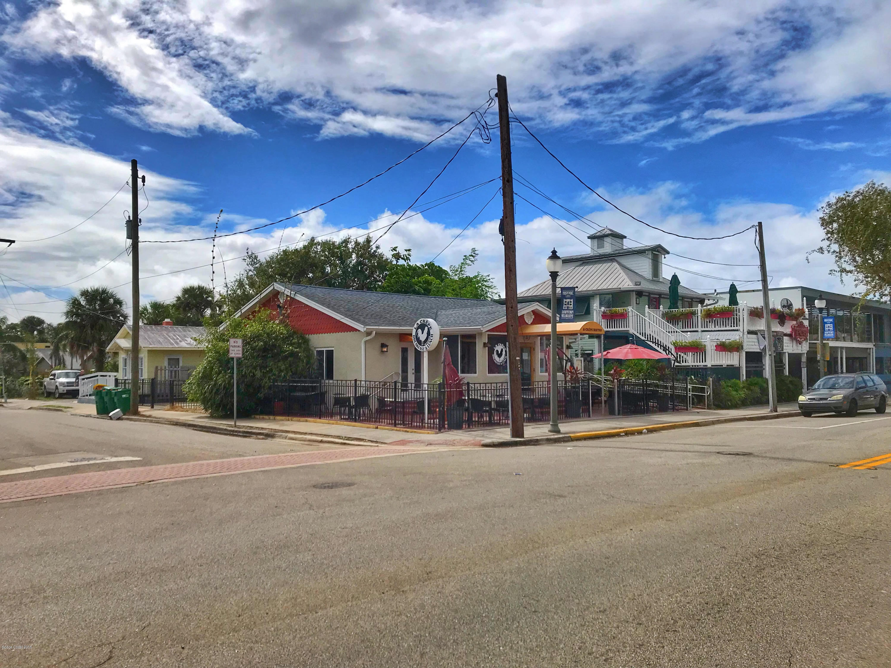 Commercial for Sale at 707 E New Haven Avenue 707 E New Haven Avenue Melbourne, Florida 32901 United States