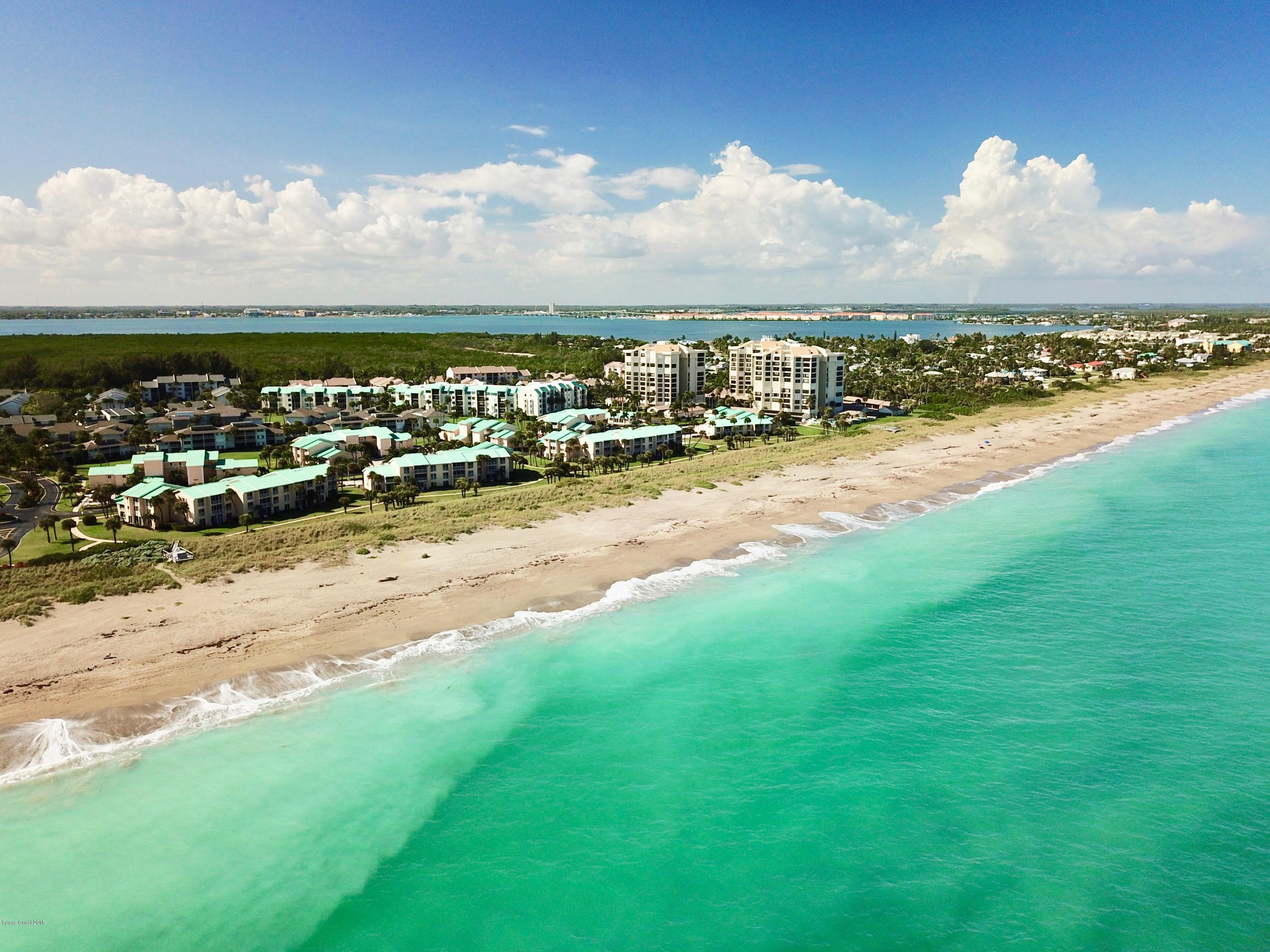 Single Family Homes for Sale at 2400 S Ocean Drive Fort Pierce, Florida 34949 United States