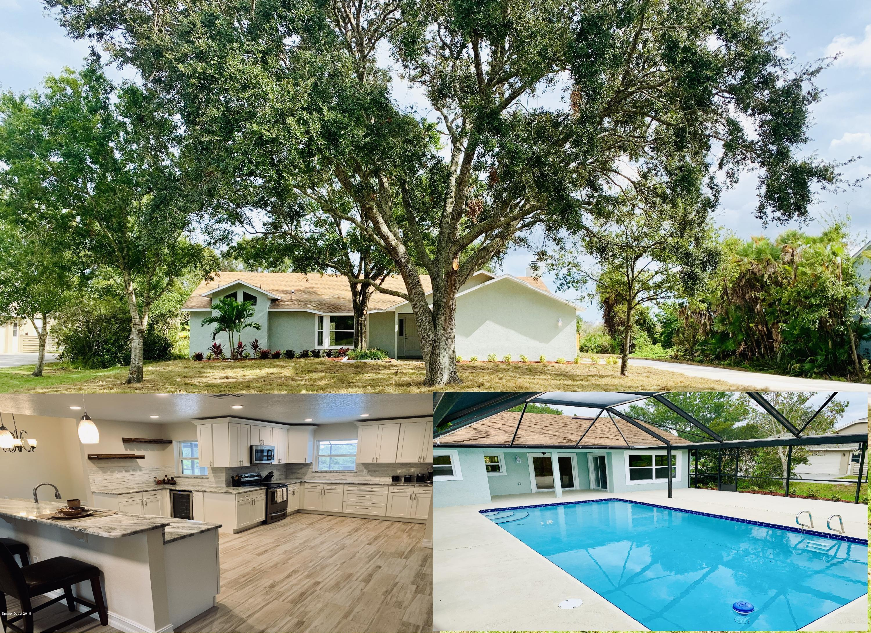 Single Family Homes for Sale at 4425 Windover Melbourne, Florida 32934 United States