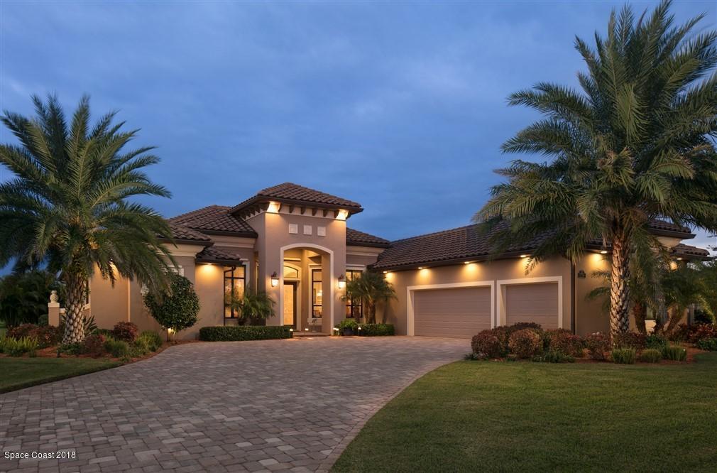 Single Family Home for Sale at 3759 Imperata 3759 Imperata Rockledge, Florida 32955 United States