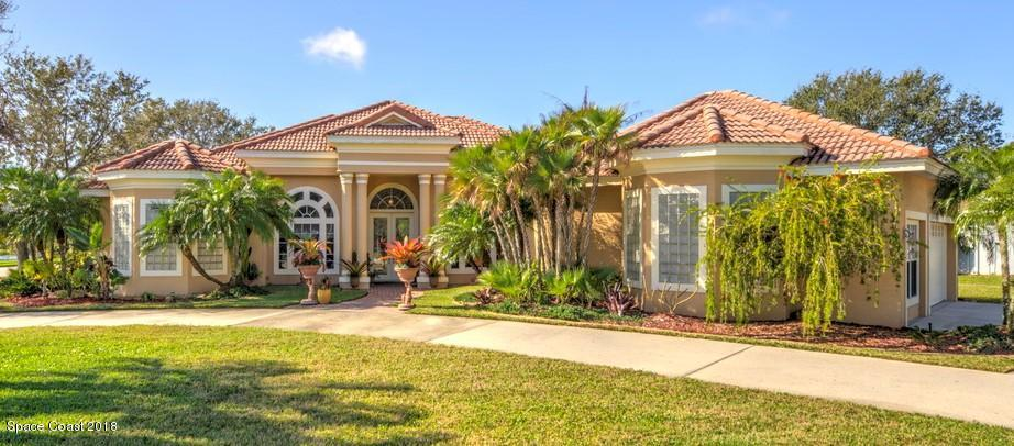 Single Family Home for Sale at 8005 Kingswood 8005 Kingswood Melbourne, Florida 32940 United States