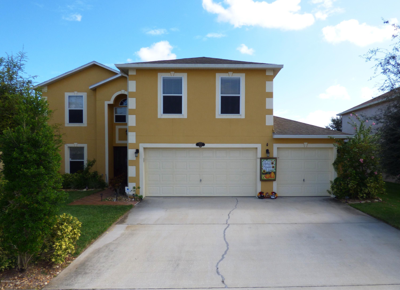 獨棟家庭住宅 為 出售 在 1502 Sorento 1502 Sorento West Melbourne, 佛羅里達州 32904 美國