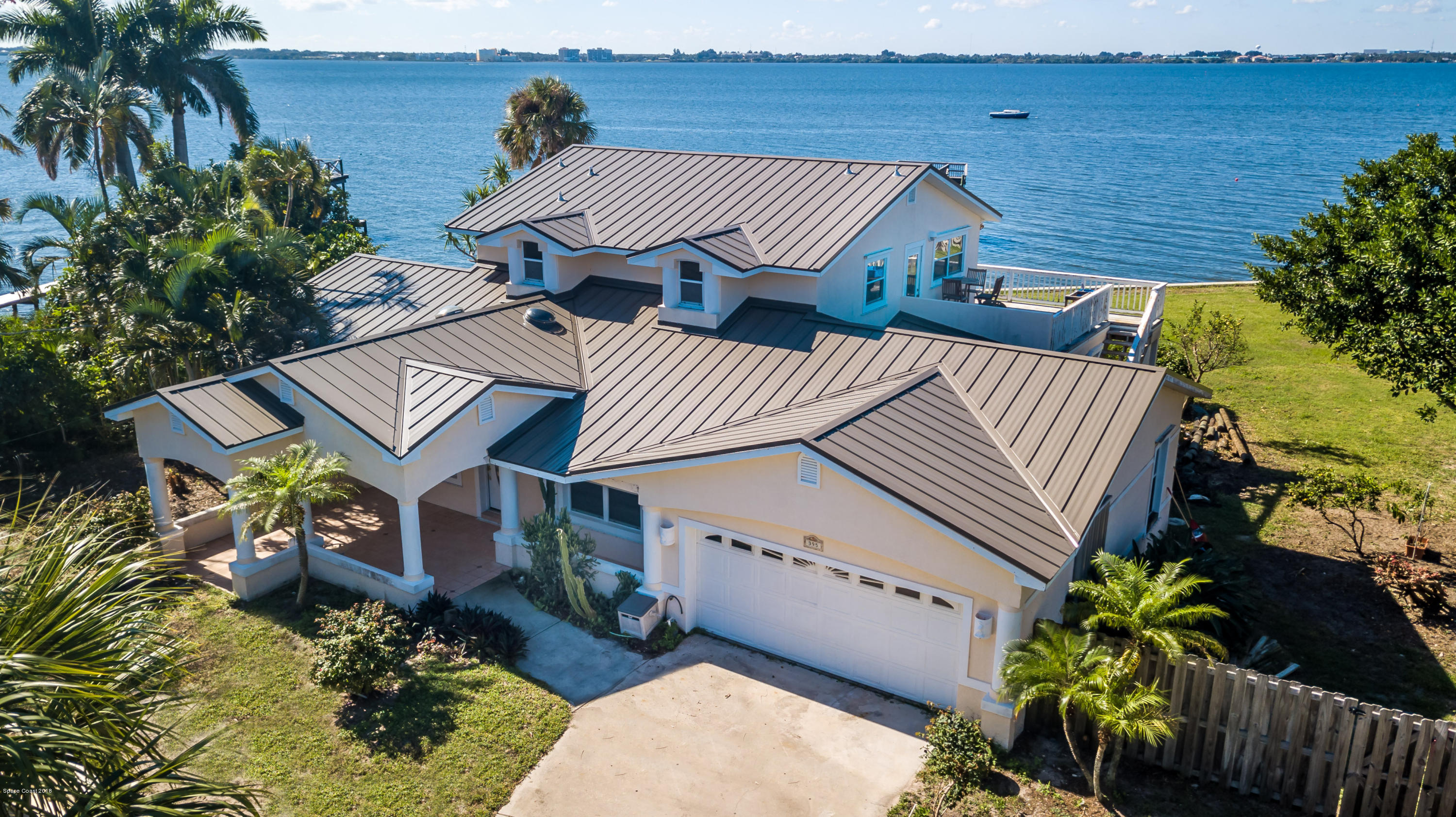 Single Family Home for Sale at 395 Richards 395 Richards Melbourne Beach, Florida 32951 United States