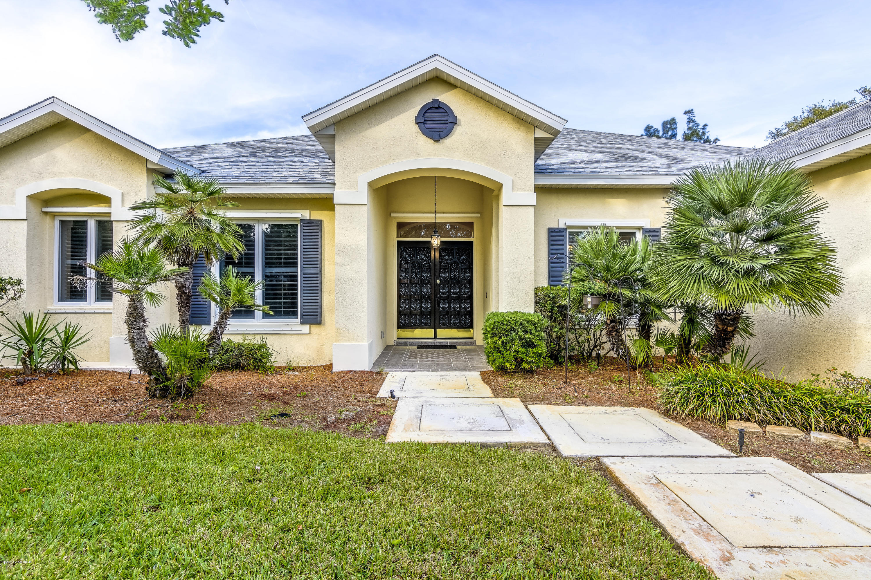 Single Family Home for Sale at 223 Peregrine 223 Peregrine Indialantic, Florida 32903 United States