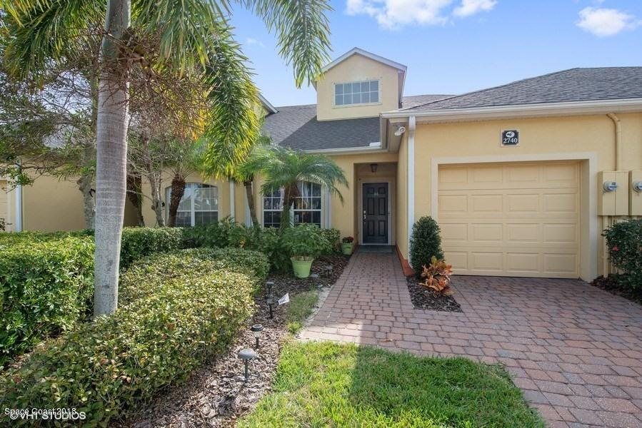 Single Family Home for Sale at 2740 Camberly 2740 Camberly Melbourne, Florida 32940 United States