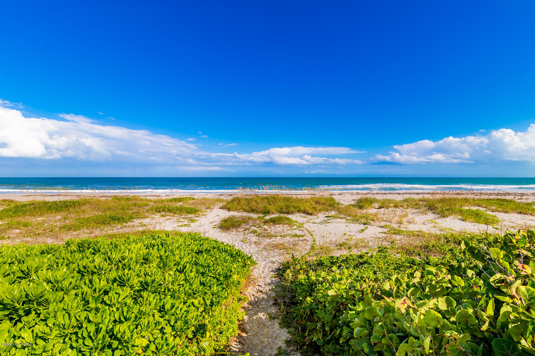 Single Family Home for Sale at 3031 S Atlantic 3031 S Atlantic Cocoa Beach, Florida 32931 United States