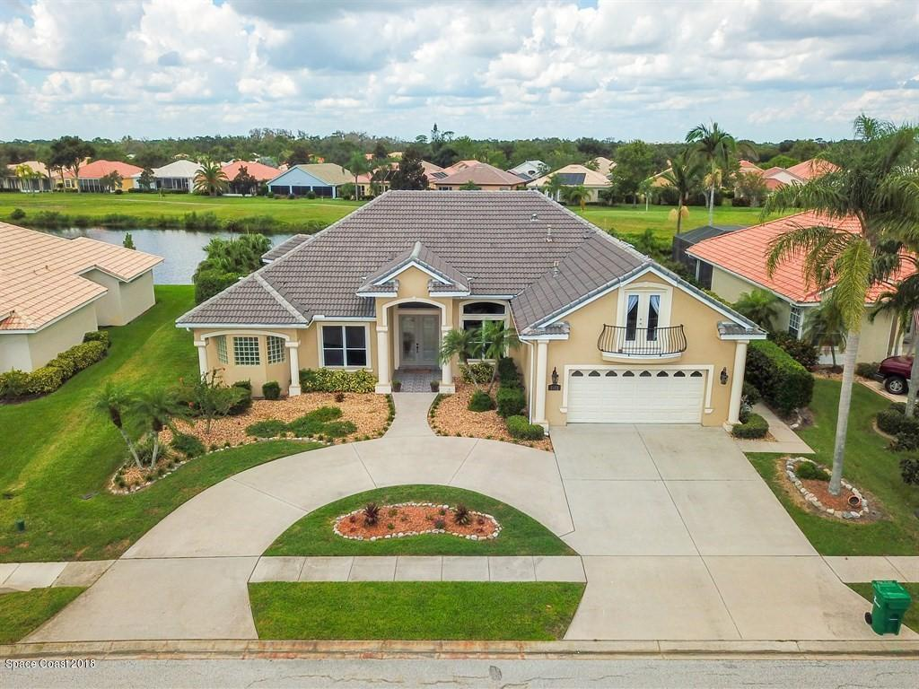 Single Family Home for Sale at 7972 Old Tramway 7972 Old Tramway Melbourne, Florida 32940 United States