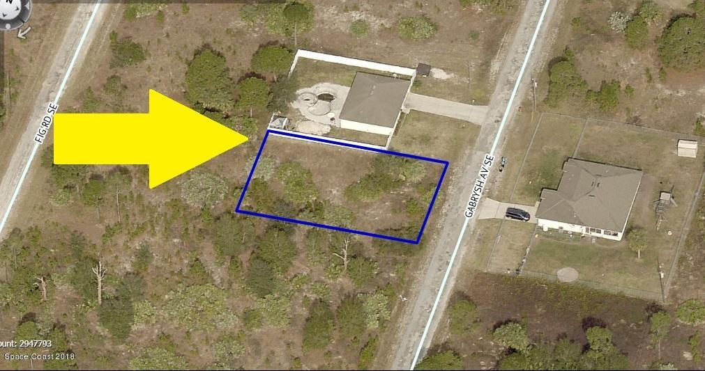 Land for Sale at 3000 Gabrysh 3000 Gabrysh Palm Bay, Florida 32909 United States