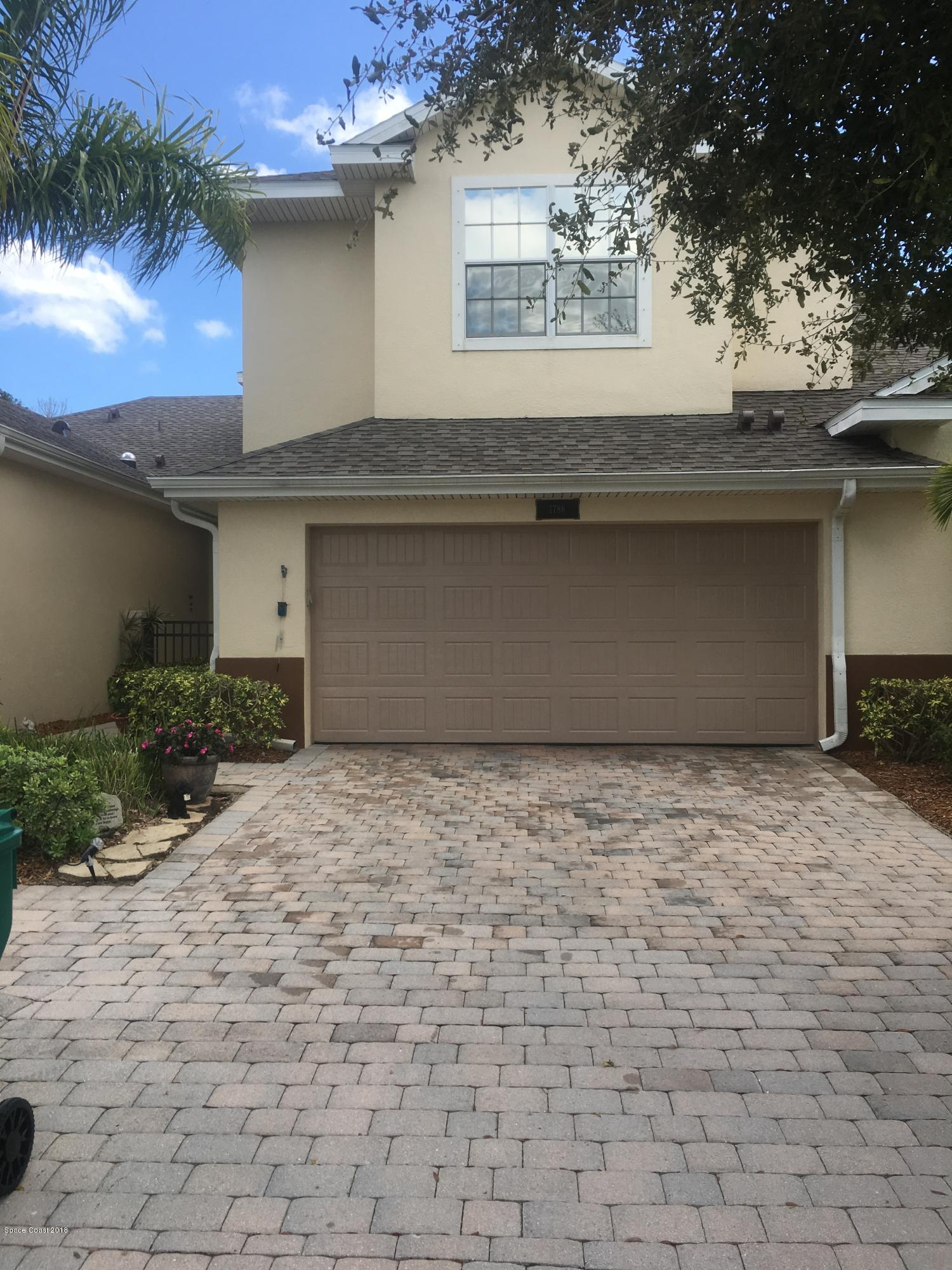 Single Family Home for Sale at 1786 Donegal 1786 Donegal Melbourne, Florida 32940 United States