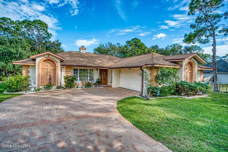 獨棟家庭住宅 為 出售 在 2705 Ranch 2705 Ranch West Melbourne, 佛羅里達州 32904 美國