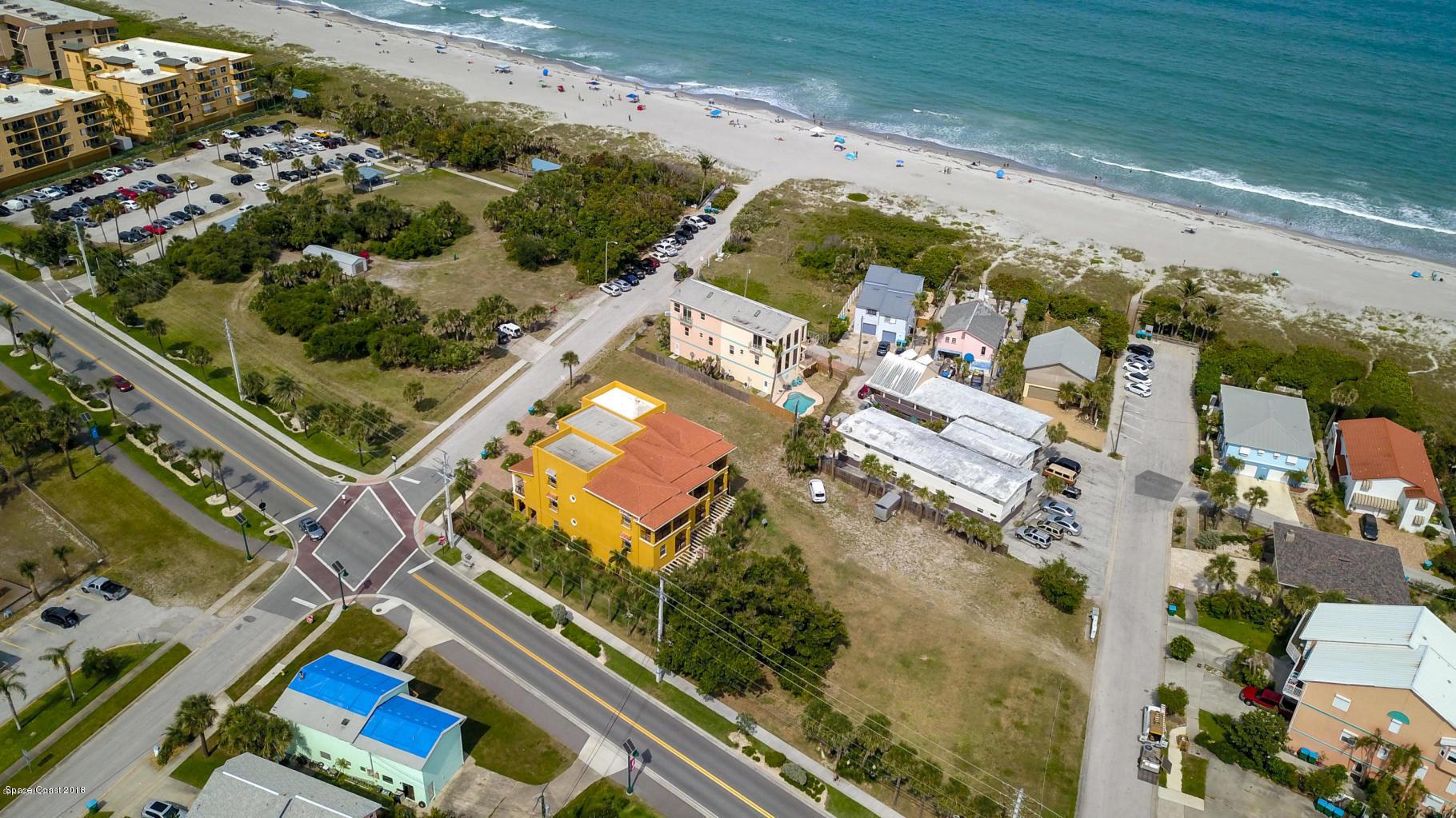 Nhà ở một gia đình vì Thuê tại 603 Washington 603 Washington Cape Canaveral, Florida 32920 Hoa Kỳ