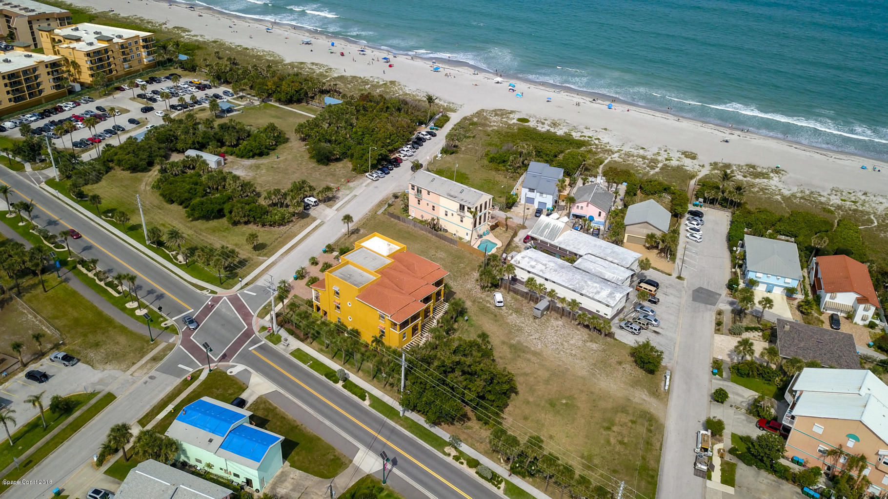 Multi-Family Home for Sale at 605 Washington 605 Washington Cape Canaveral, Florida 32920 United States