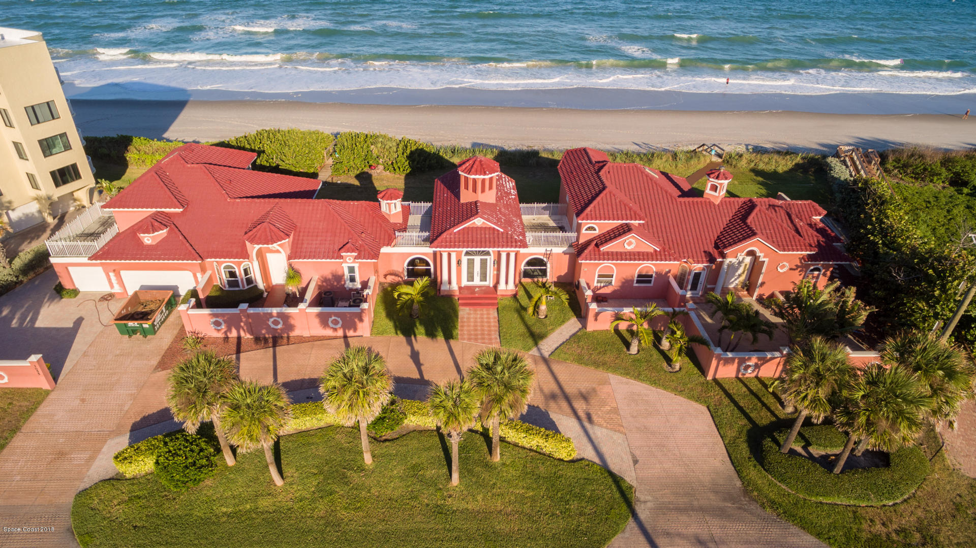 Single Family Home for Sale at 3055 S Highway A1a 3055 S Highway A1a Melbourne Beach, Florida 32951 United States