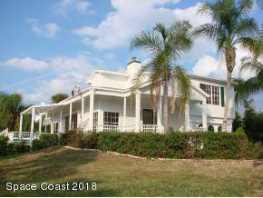 Single Family Home for Sale at 160 River Oaks 160 River Oaks Melbourne Beach, Florida 32951 United States