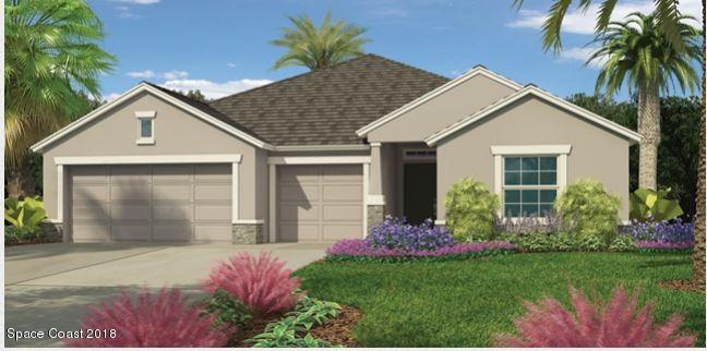 獨棟家庭住宅 為 出售 在 3620 Salt Marsh 3620 Salt Marsh West Melbourne, 佛羅里達州 32904 美國