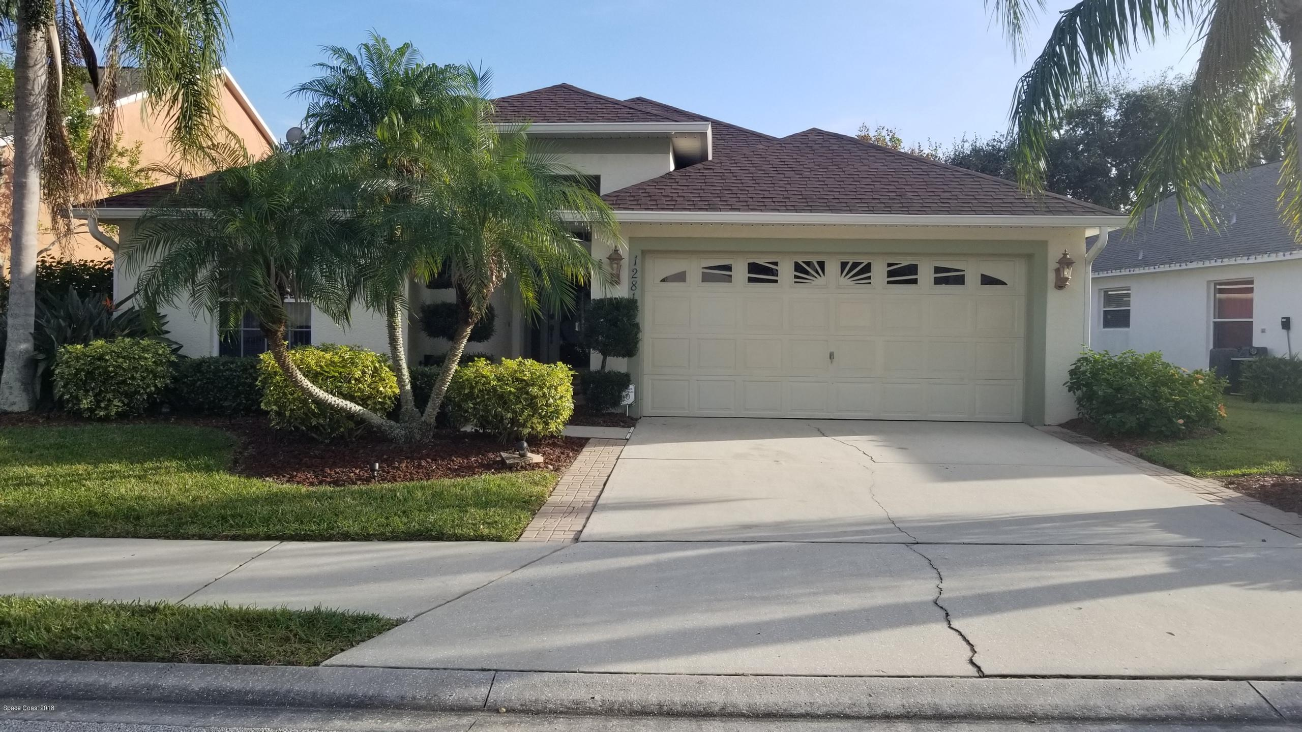 House for Rent at 1281 Rock Springs 1281 Rock Springs Melbourne, Florida 32940 United States