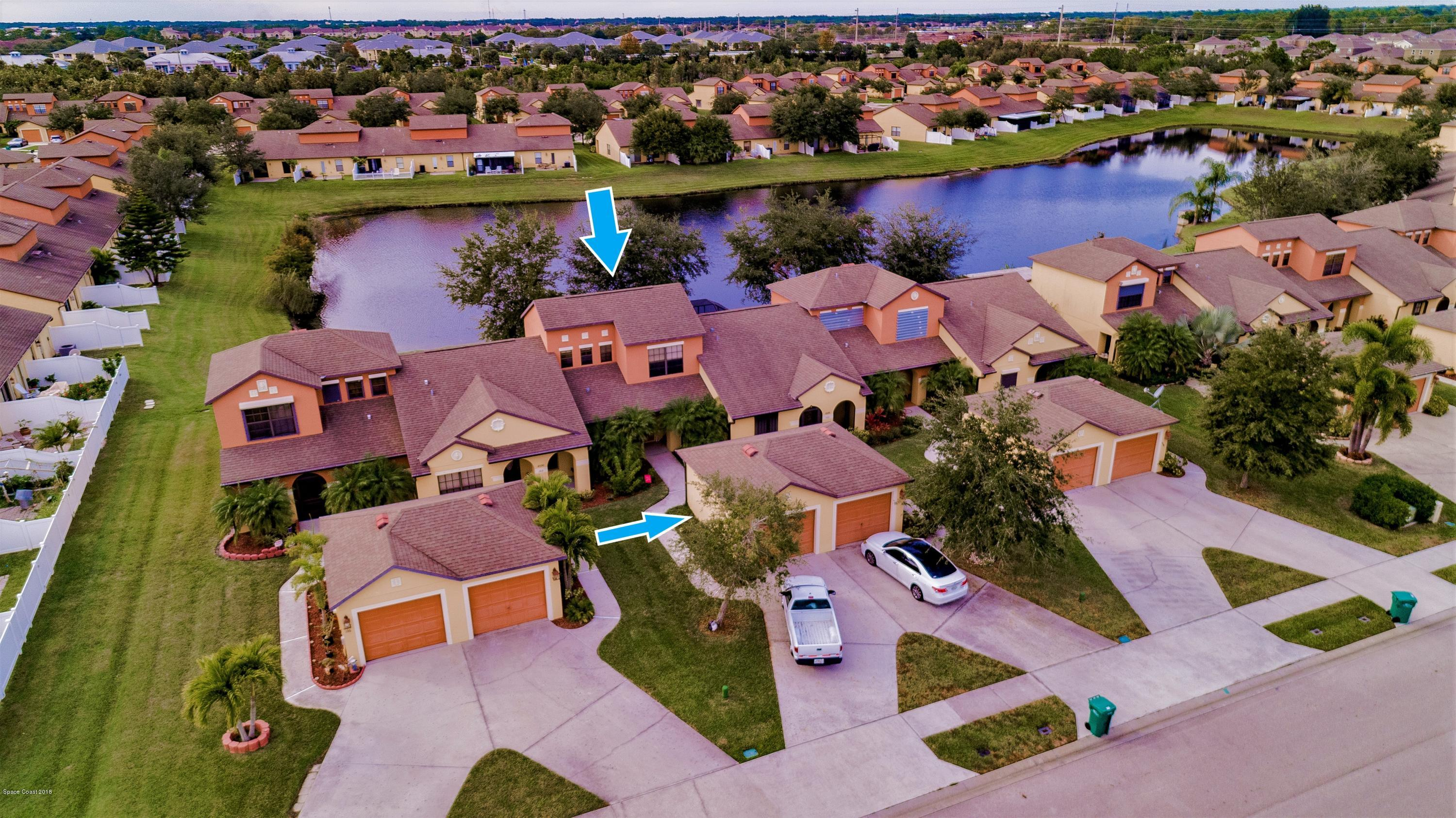 Single Family Home for Sale at 4590 Radiant 4590 Radiant Melbourne, Florida 32901 United States