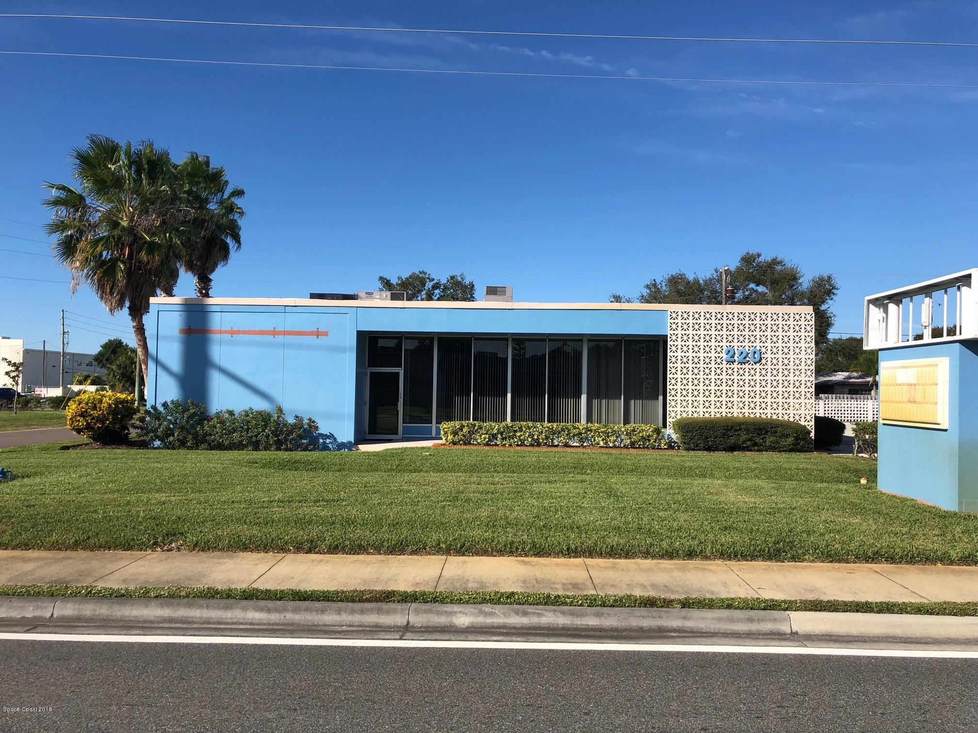 Commercial for Rent at 220 N Babcock Melbourne, Florida 32935 United States