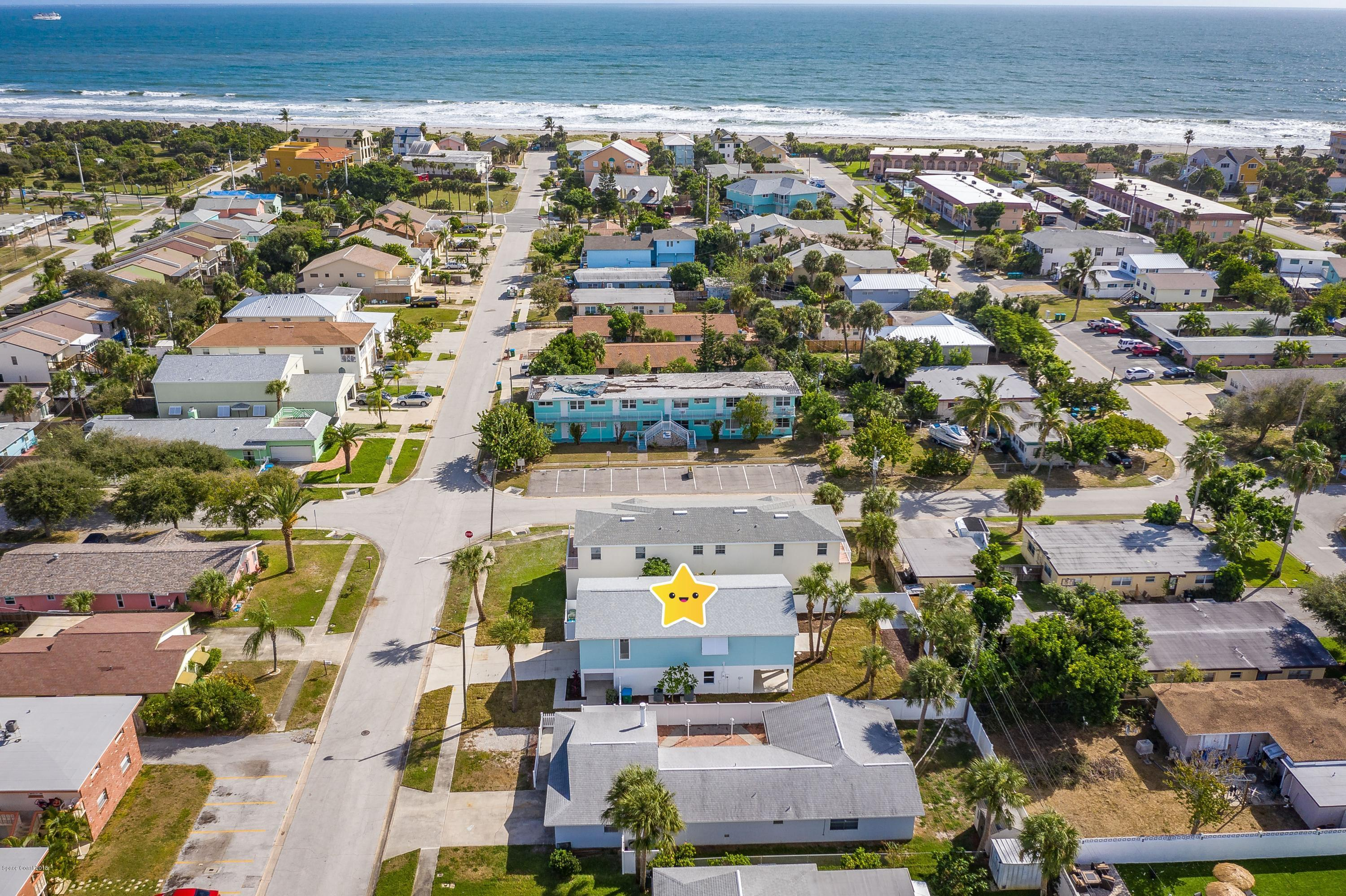 Single Family Home for Sale at 417 Adams 417 Adams Cape Canaveral, Florida 32920 United States