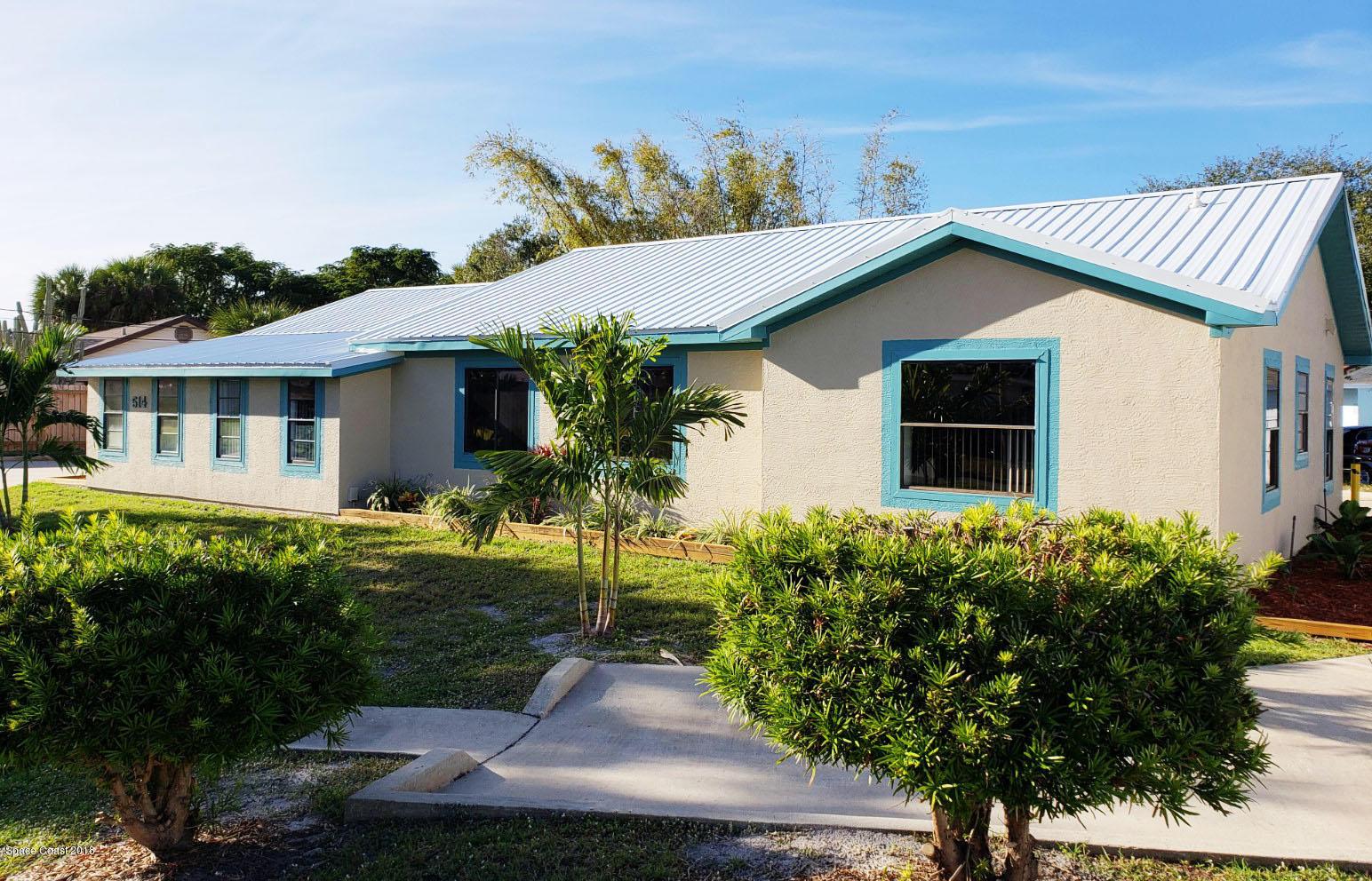 Commercial for Rent at 514 Loveridge 514 Loveridge Melbourne, Florida 32935 United States
