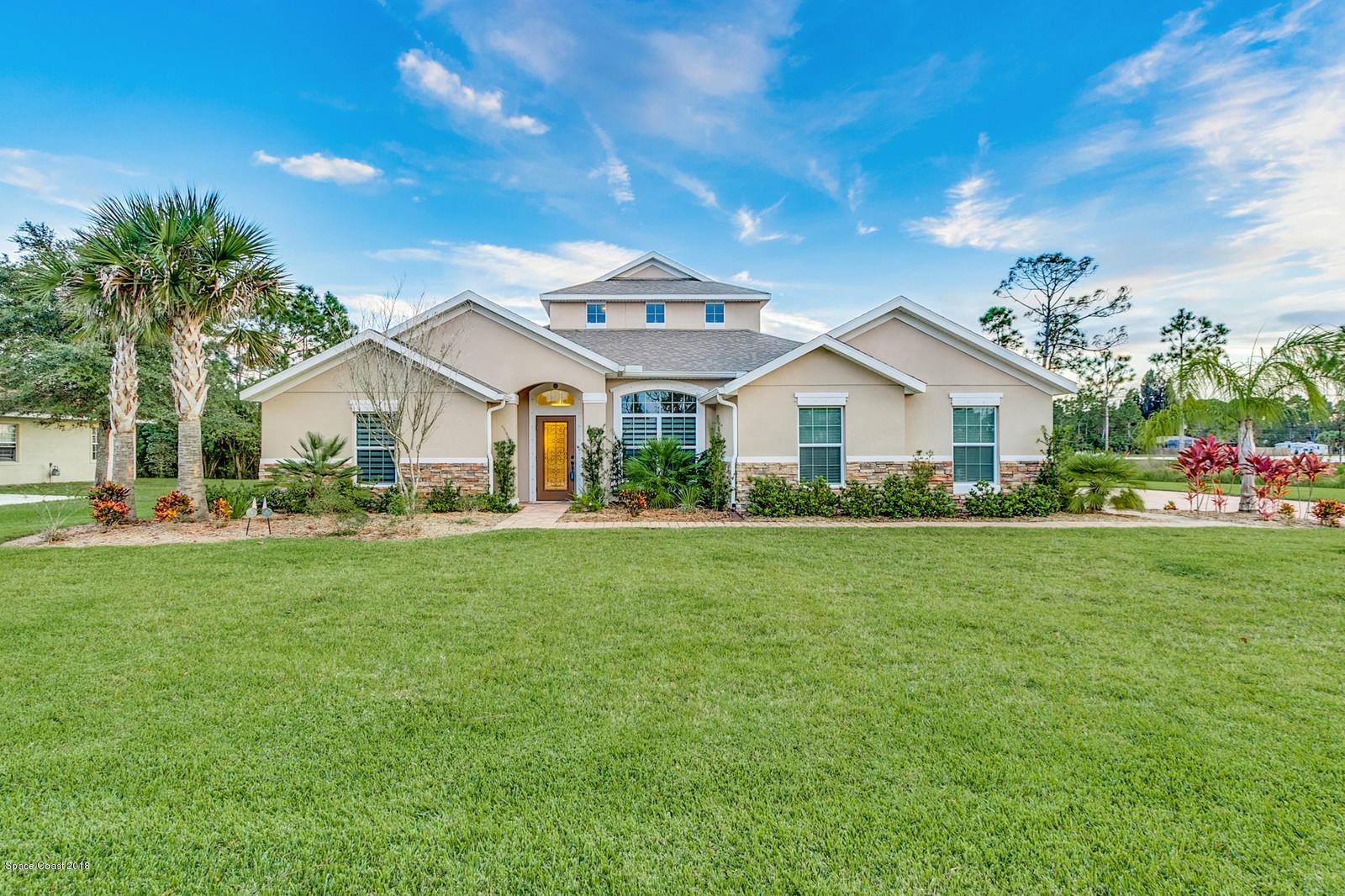 Single Family Home for Sale at 2191 Windbrook 2191 Windbrook Palm Bay, Florida 32909 United States