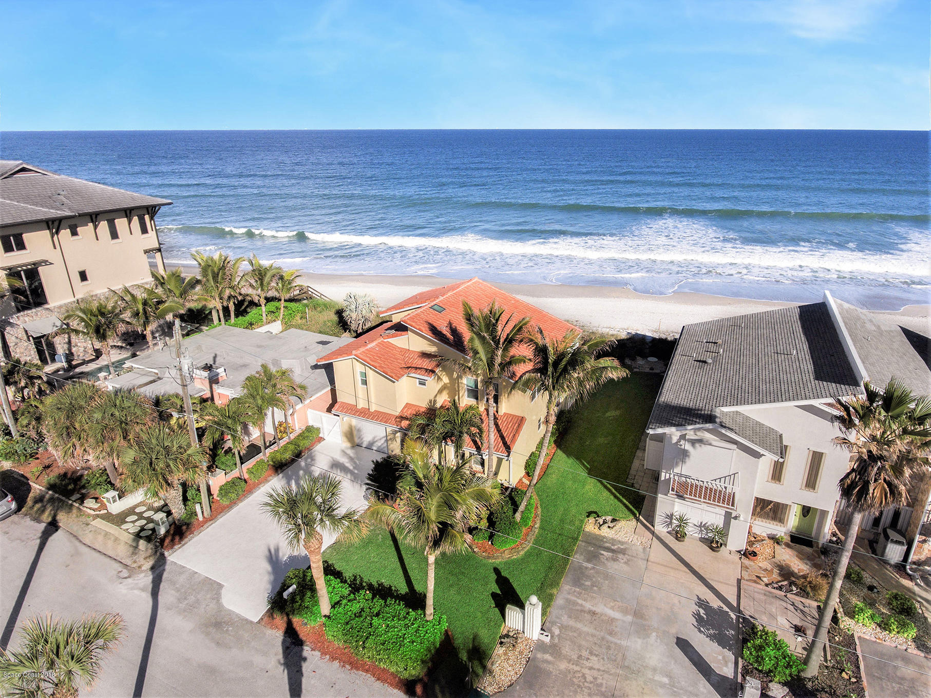 Single Family Home for Sale at 626 Ocean 626 Ocean Satellite Beach, Florida 32937 United States