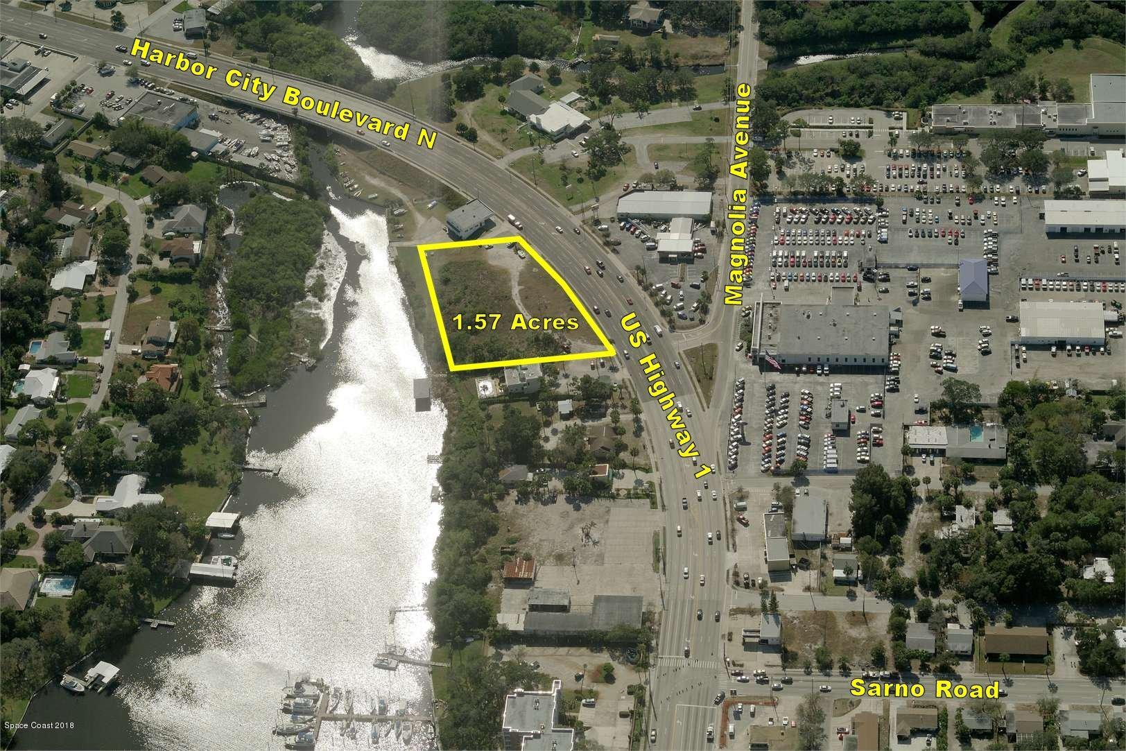 Land for Sale at Harbor City Blvd Melbourne, Florida 32935 United States