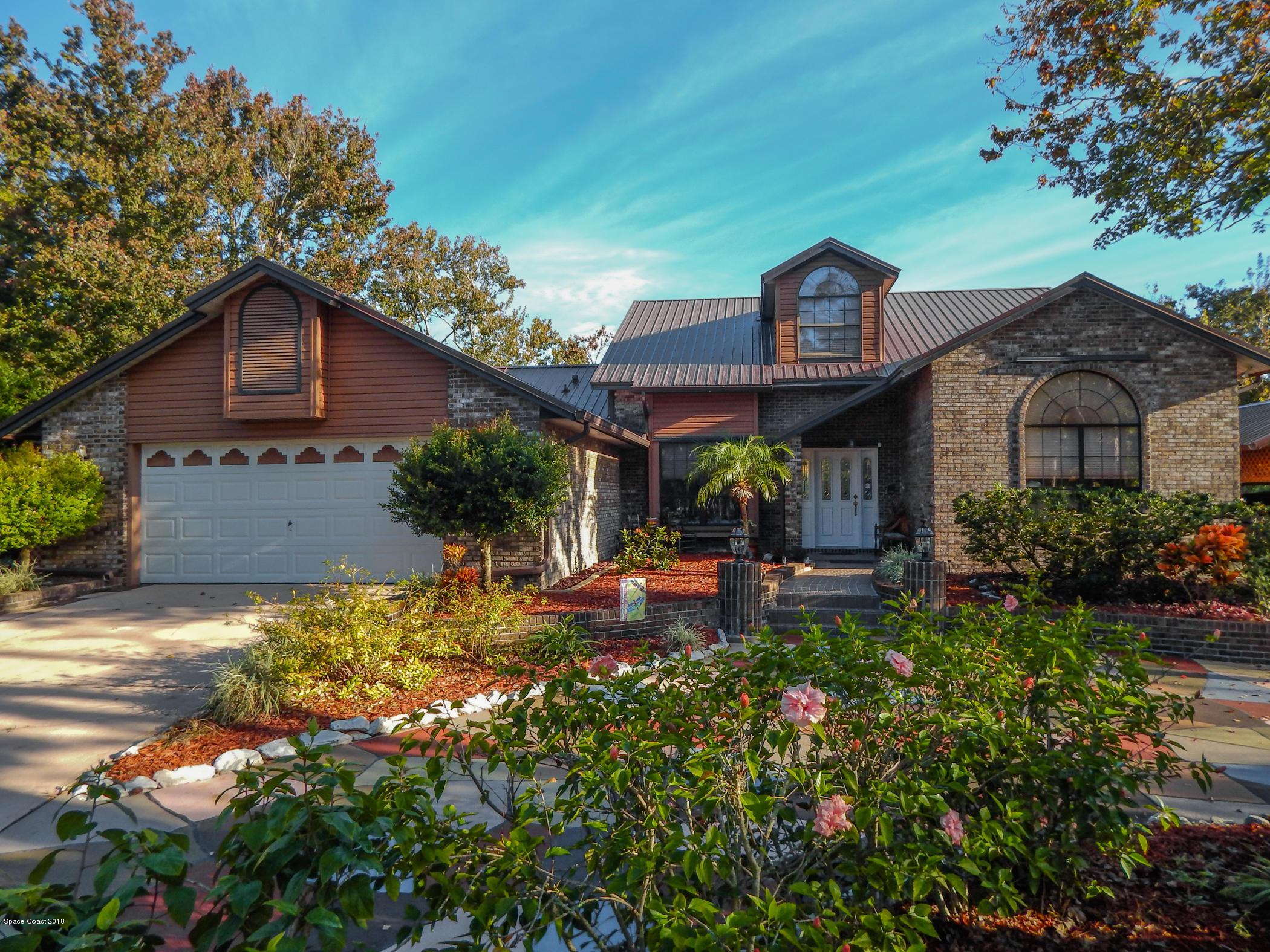 Enfamiljshus för Försäljning vid 4912 Hidden Pine 4912 Hidden Pine Cocoa, Florida 32926 Förenta staterna