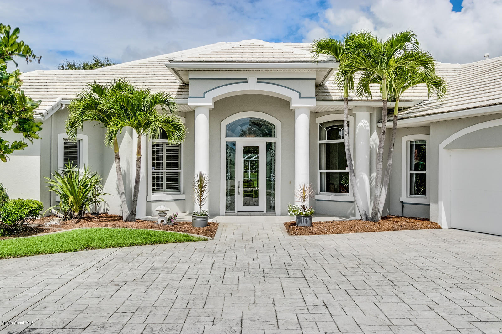 Single Family Home for Sale at 720 Nicklaus 720 Nicklaus Melbourne, Florida 32940 United States