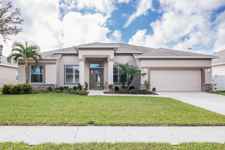 獨棟家庭住宅 為 出售 在 3494 Soft Breeze 3494 Soft Breeze West Melbourne, 佛羅里達州 32904 美國