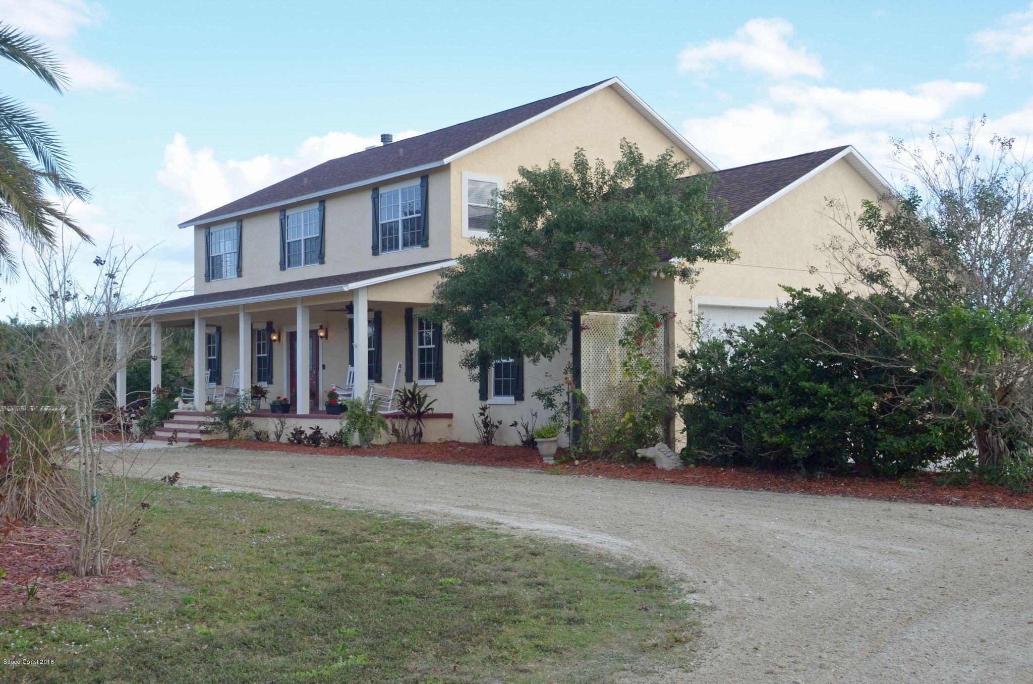 獨棟家庭住宅 為 出售 在 3375 Burkholm 3375 Burkholm Mims, 佛羅里達州 32754 美國