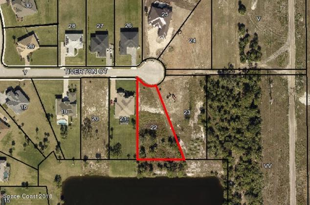 Land for Sale at 4815 Tiverton 4815 Tiverton Melbourne, Florida 32934 United States