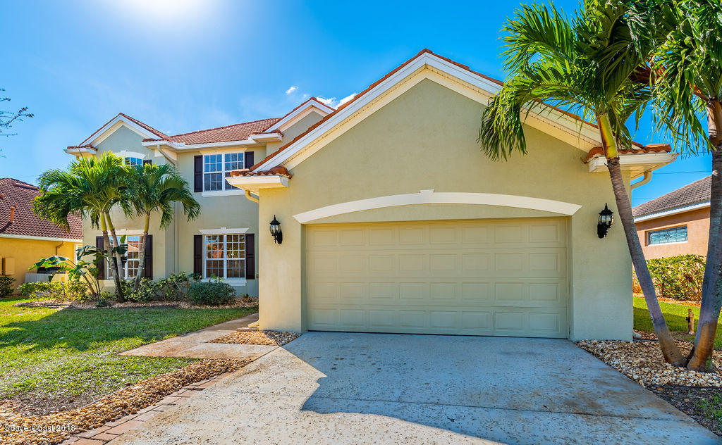 Single Family Home for Sale at 3519 Poseidon 3519 Poseidon Melbourne, Florida 32903 United States