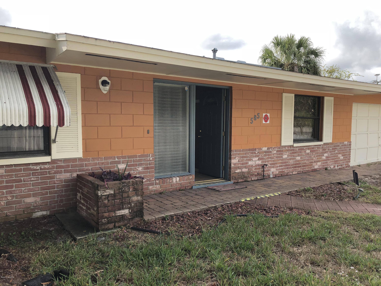 Single Family Home for Rent at 585 Allen 585 Allen Merritt Island, Florida 32952 United States