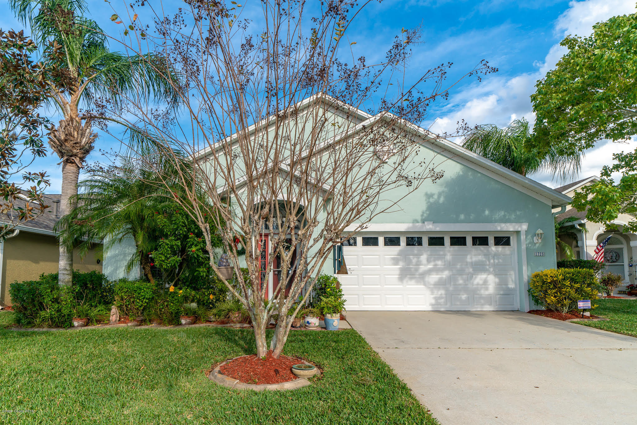 Single Family Home for Sale at 1725 Ficus Point 1725 Ficus Point Melbourne, Florida 32940 United States