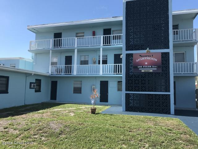 Multi-Family Home for Sale at 405 Tyler 405 Tyler Cape Canaveral, Florida 32920 United States