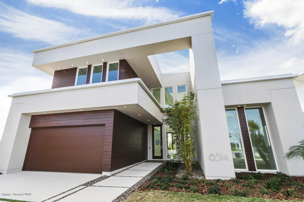 Single Family Home for Sale at 6314 Modern Duran 6314 Modern Duran Melbourne, Florida 32940 United States