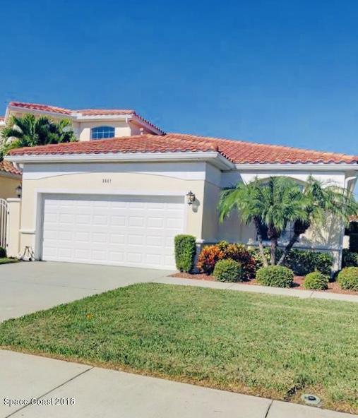 Nhà ở một gia đình vì Thuê tại 8667 Villanova 8667 Villanova Cape Canaveral, Florida 32920 Hoa Kỳ
