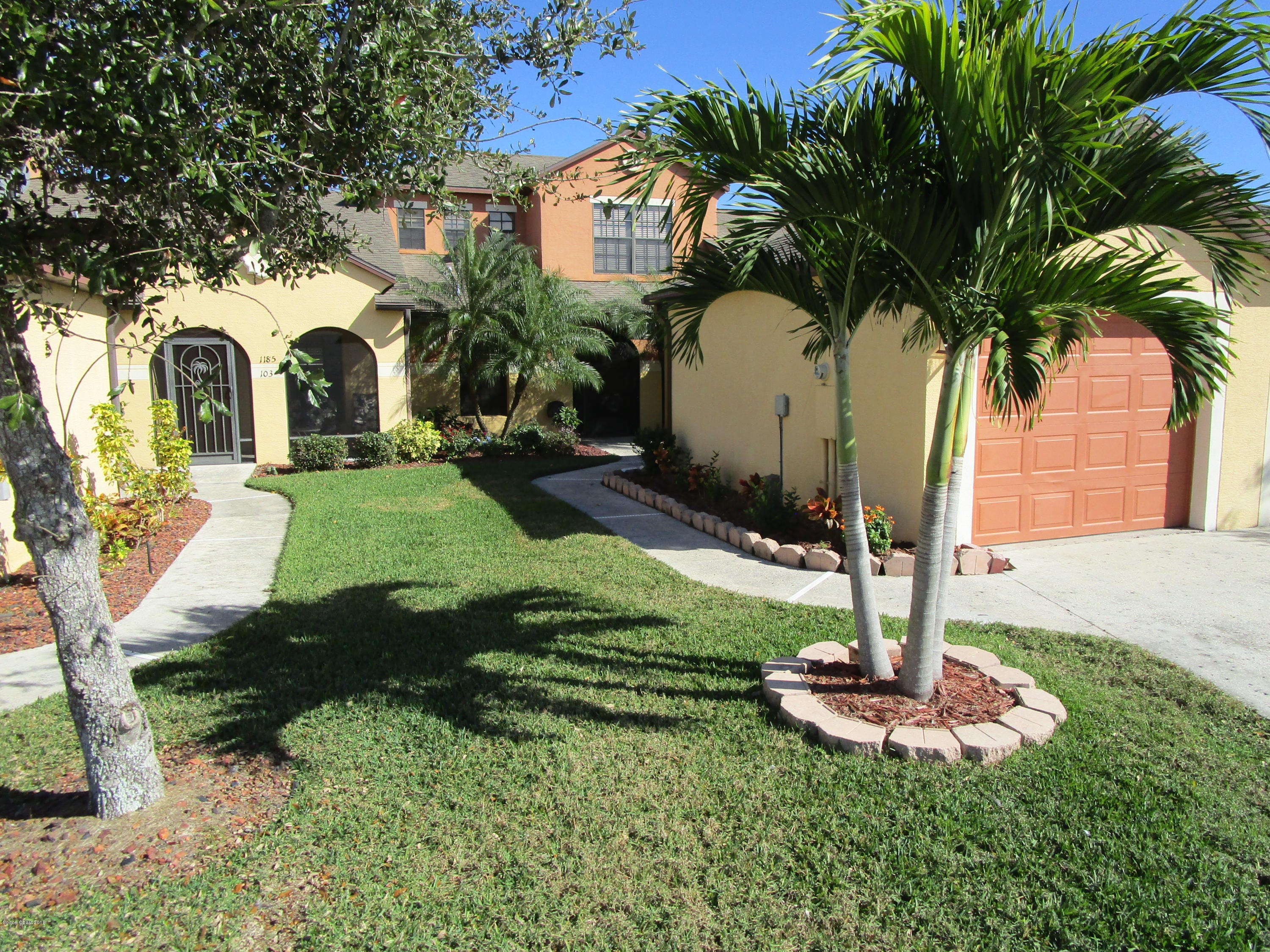 Single Family Homes for Sale at 1185 Luminary Melbourne, Florida 32901 United States