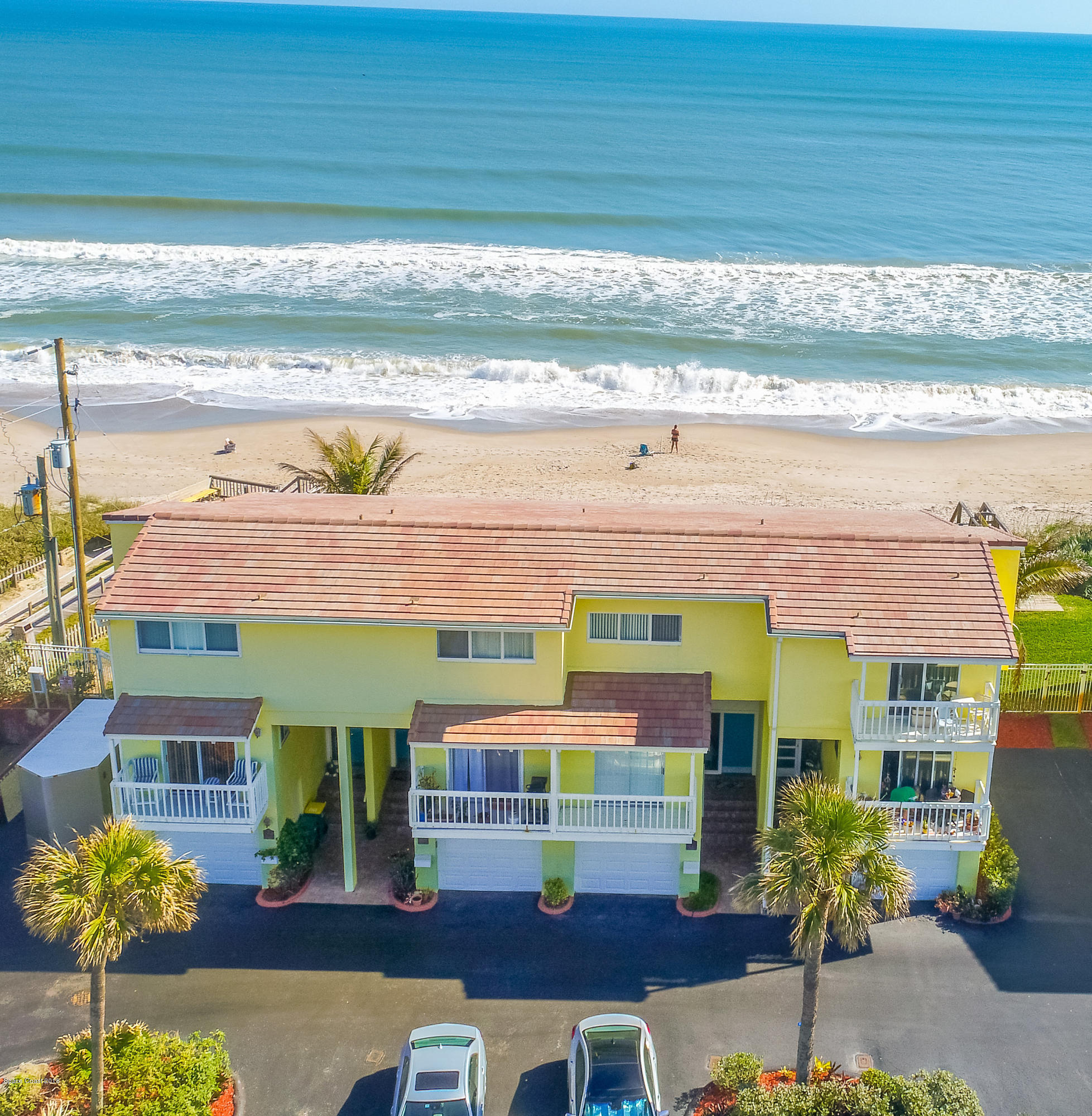 Single Family Homes for Rent at 2931 S Highway A1a Melbourne Beach, Florida 32951 United States