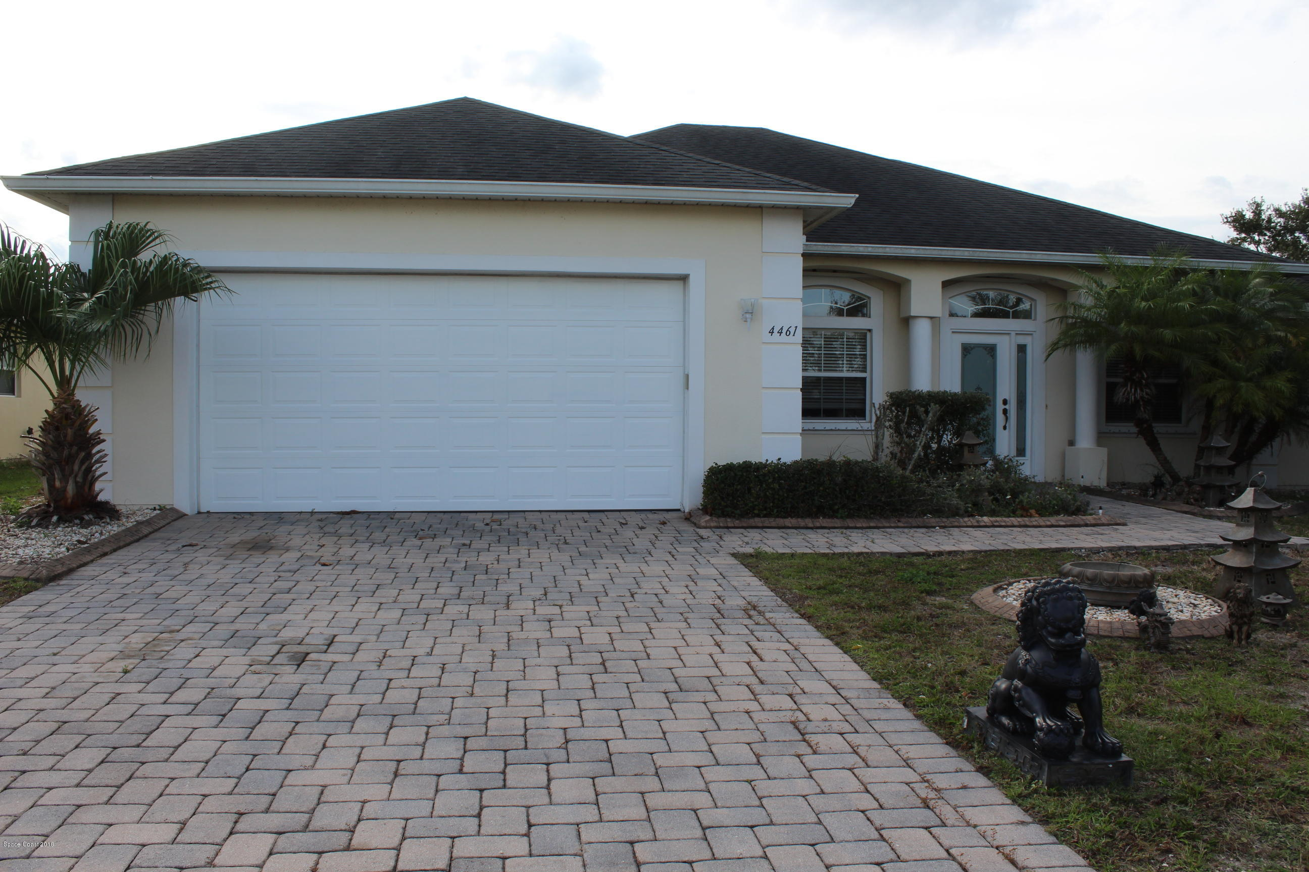 Single Family Home for Sale at 4461 Sugarberry 4461 Sugarberry Titusville, Florida 32796 United States