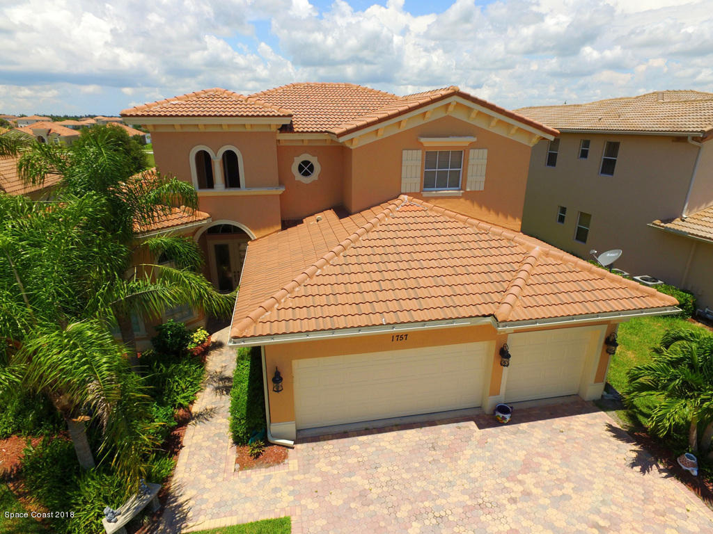 Single Family Home for Sale at 1757 Belmont 1757 Belmont Vero Beach, Florida 32968 United States