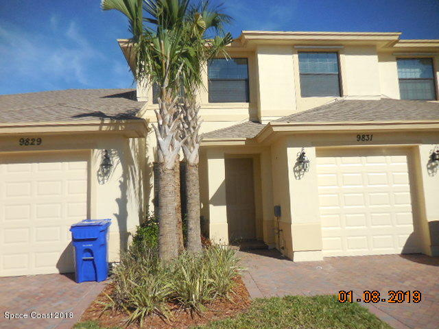 Single Family Home for Sale at 9831 E Villa 9831 E Villa Vero Beach, Florida 32966 United States