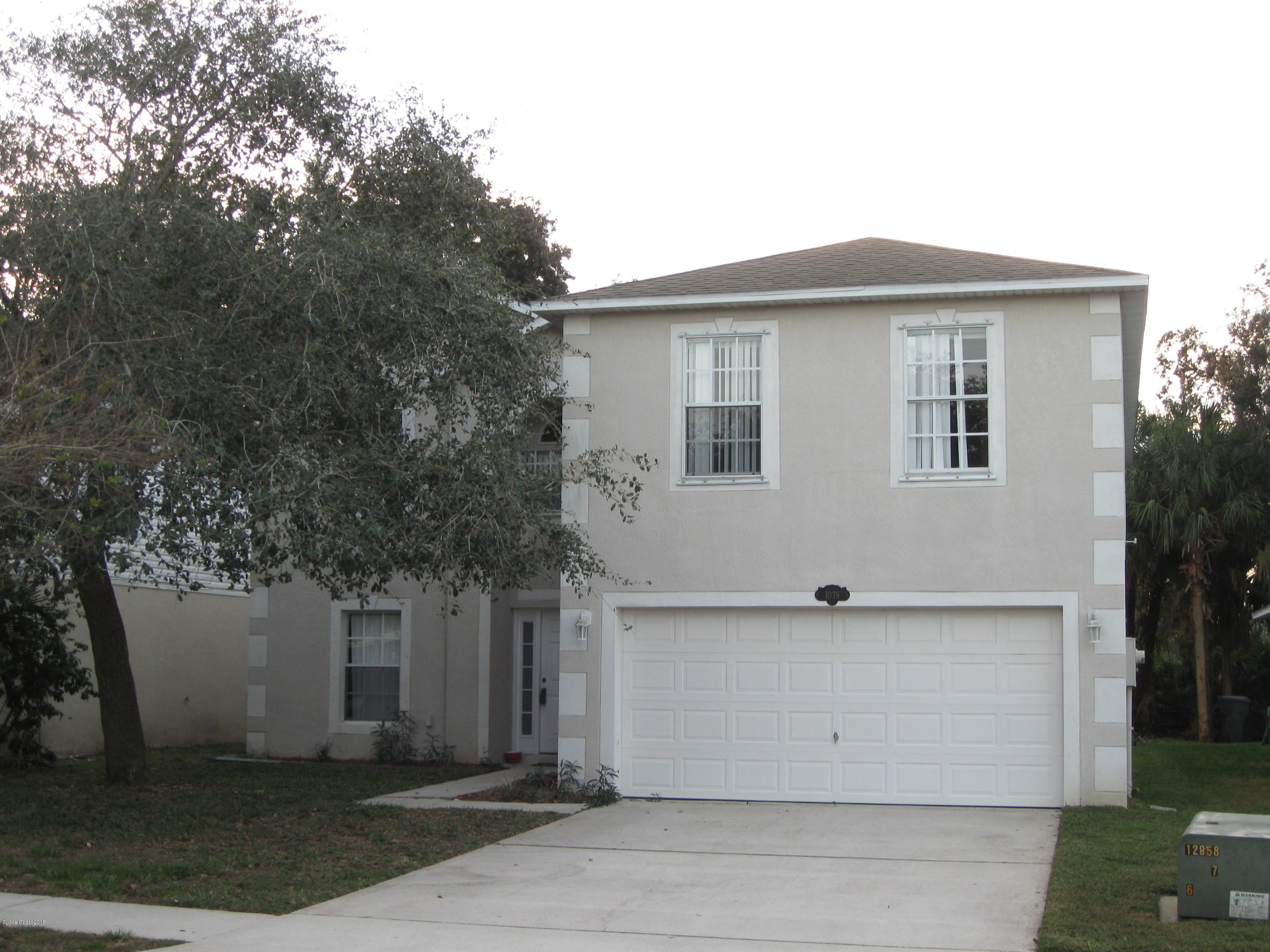 Single Family Home for Rent at 1079 Macon 1079 Macon Titusville, Florida 32780 United States
