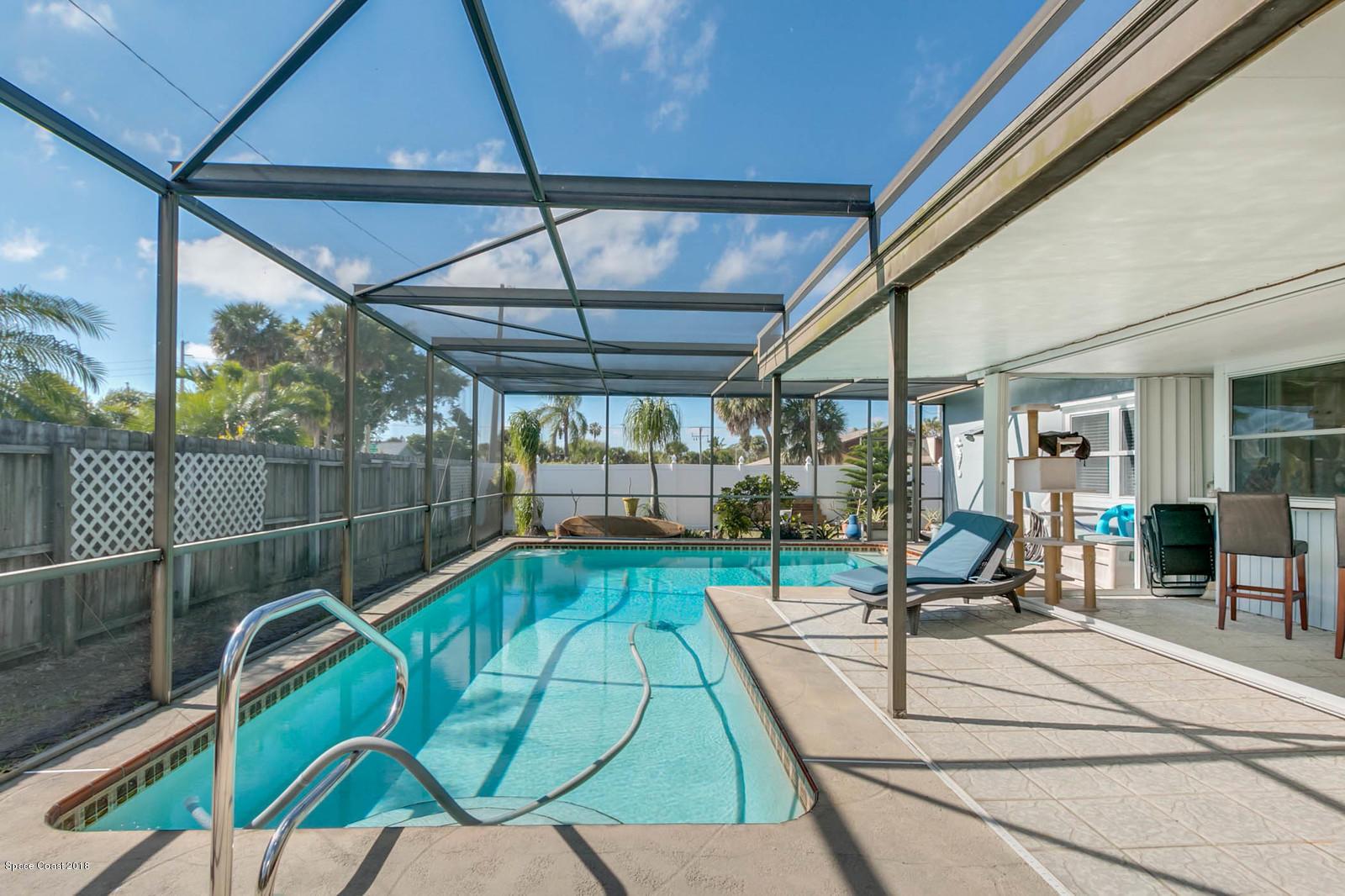 Single Family Home for Sale at 340 Apollo 340 Apollo Satellite Beach, Florida 32937 United States
