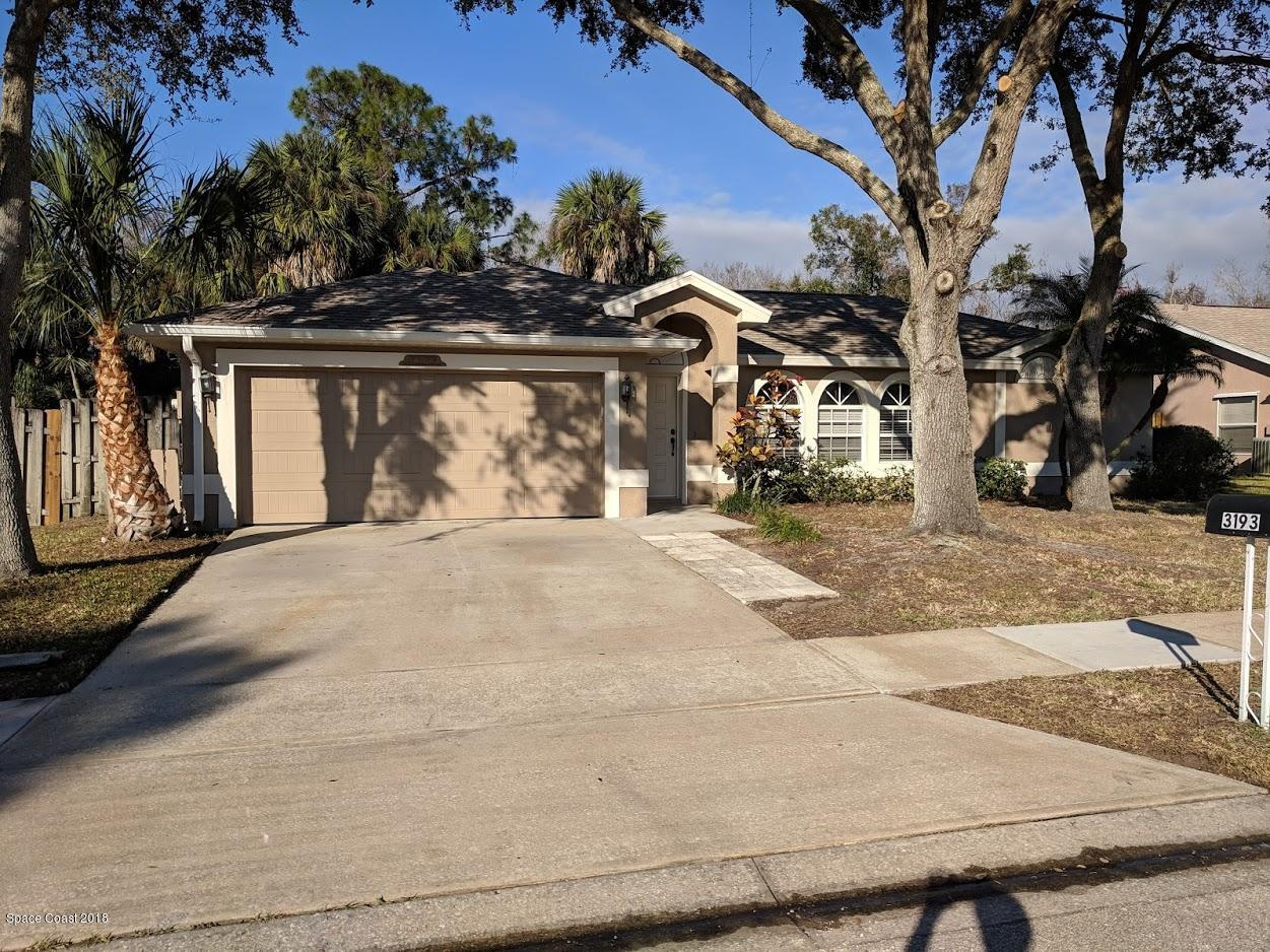 House for Rent at 3193 Brentwood 3193 Brentwood Melbourne, Florida 32934 United States